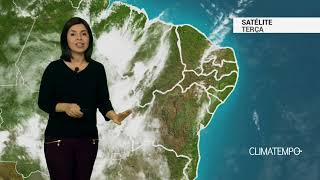 Previsão Nordeste – Sol forte e tempo seco