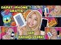 Unboxing Hadiah Giveaway Dapat Iphone  Gratis  Mp3 - Mp4 Download