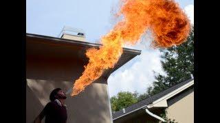 Fire Breathing Lamp Oil