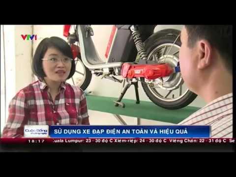 Hướng dẫn sử dụng xe đạp điện, xe máy điện