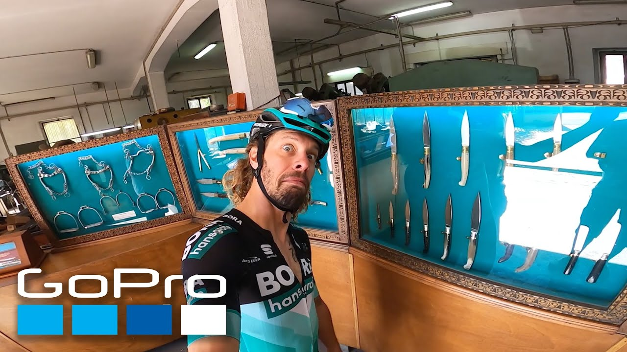 GoPro: Cycling Through the Italian Countryside with Daniel Oss