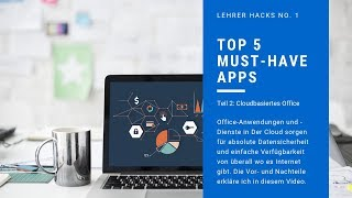 Meine 5 Must Have Apps für Lehrer - Teil 2: Cloudbasierte Office Dienste