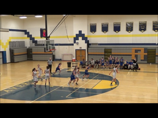 Game Highlights Girls' Varsity: Saratoga vs Averill Park