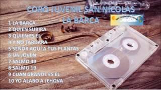 IECE CONJUNTO JUVENIL SAN NICOLAS , LA BARCA
