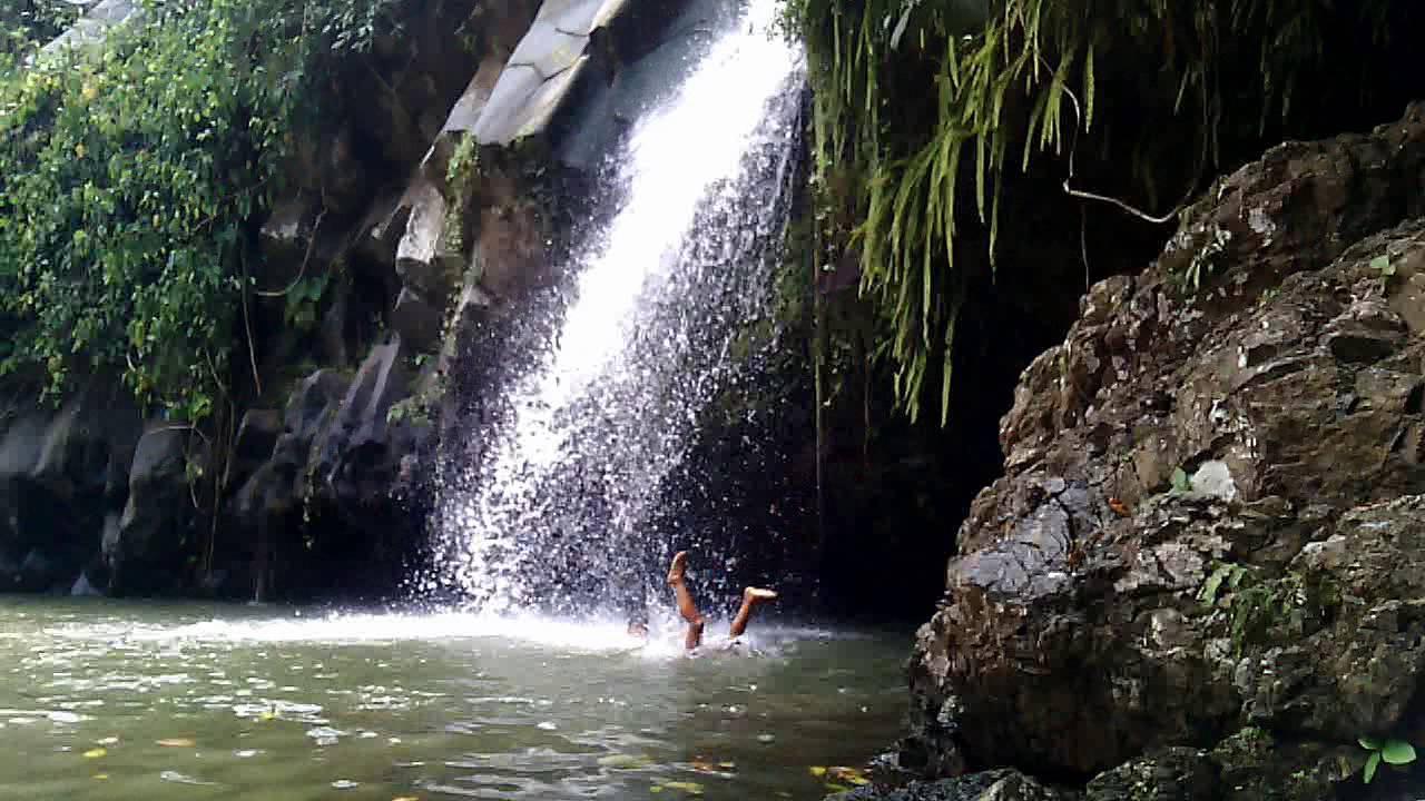 Air Terjun Way Lalaan, Tanggamus ( Lampung ) - YouTube