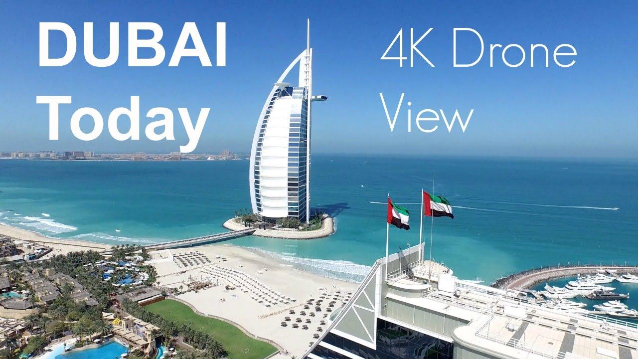 DUBAI Today !! 4K Drone View
