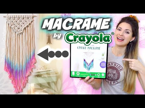 testing-an-ombre-macrame-craft-kit-by-crayola!