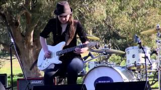 Lazenby Young Blues Guitarist Award Heat 3 Sep 21st 2014