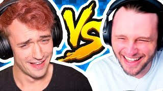 TRY NOT TO LAUGH  AT EACHOTHERS BAD JOKES!! VS SSundee 😂