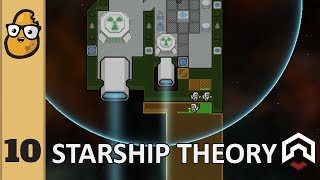 Starship Theory Ep. 10 - Spaceship Colony Survival Game! Rimworld in Space?