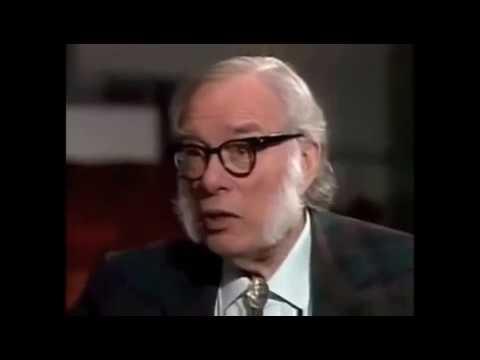 Entrevista com Isaac Asimov - Prevendo o uso da internet em 1988