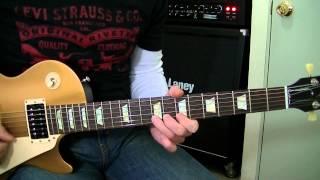 Miguel Mateos | Cuando Seas Grande | Guitar Cover HD