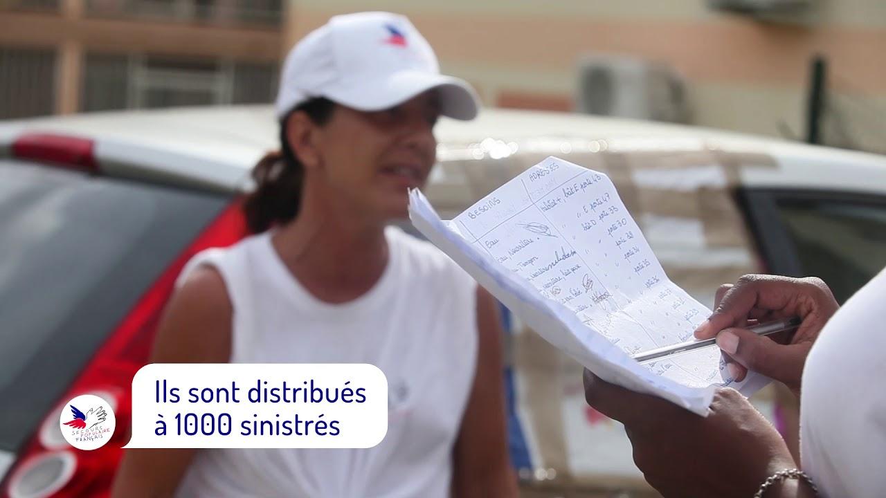 Urgence ouragans. Mission dans les Antilles
