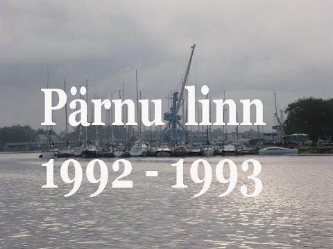 Pärnu linn 1992-1993