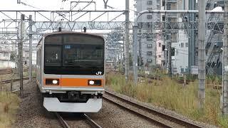 【JR東日本】大荒れ!元マト81編成OM出場回送 立川通過