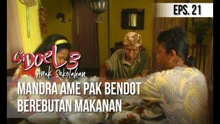Video SI DOEL ANAK SEKOLAHAN - Mandra Ame Pak Bendot Berebutan Makanan download MP3, 3GP, MP4, WEBM, AVI, FLV November 2019