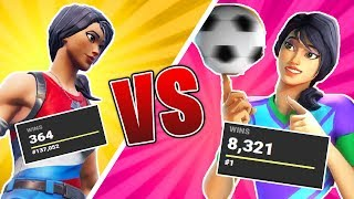 ELIMINATING ALL Soccer Skins IN FORTNITE! 😡