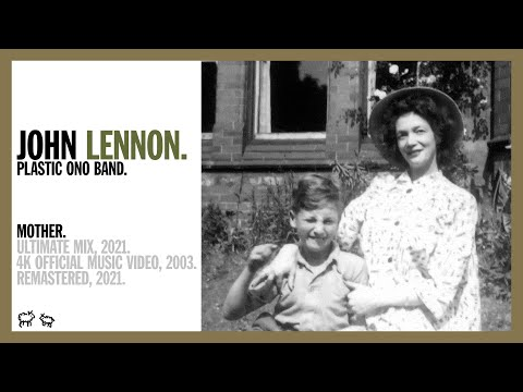 Mother - John Lennon/Plastic Ono Band (official music video HD)