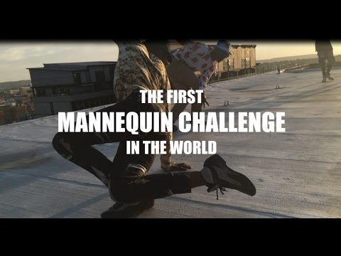 MATERIAL CULTURE  The First Mannequin Challenge In The World The Inventors