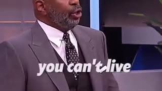 """""""Rich People don't sleep 8 hours a day"""" _ Steve Harvey Video"""