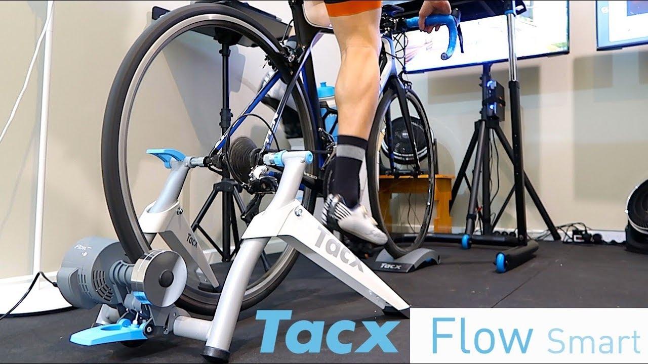 Rullo bici TACX Flow