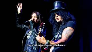 Slash ft. Myles Kennedy & The Conspirators - Too Far Gone (Subtítulos Español)