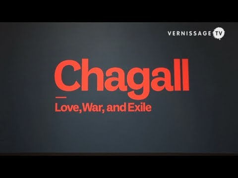 Chagall: Love, War, and Exile / The Jewish Museum, New York