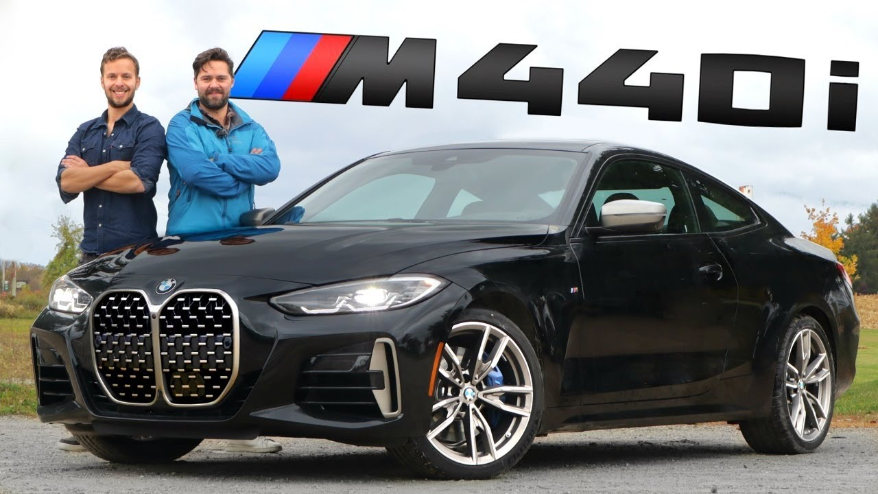 2021 Bmw M440i Review The Scariest 4 Series Ever Youtube