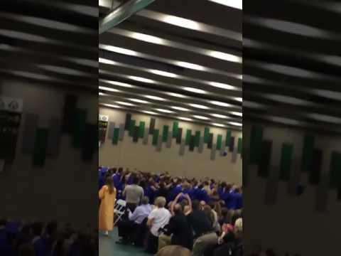Wheaton north high school graduation ?