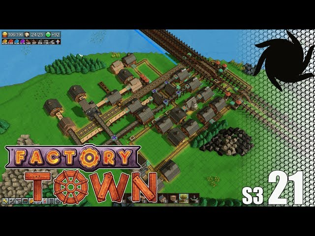 Factory Town - S03E21 - Redesigning Rails