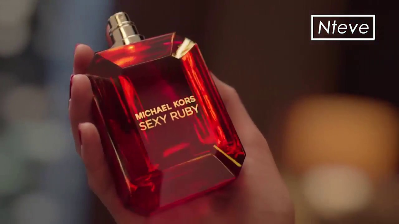 Sexy ruby perfume