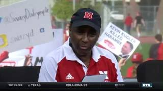 Nebraska Heisman Trophy Panel on BTN Tailgate 10/1/16
