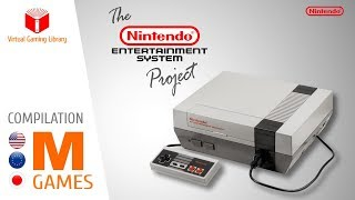 The NES / Nintendo Entertainment System Project - Compilation M - All NES Games (US/EU/JP)