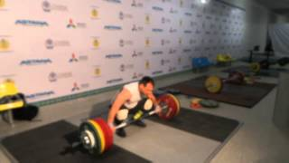 Ilya Ilyin/4.06.14/training No-3