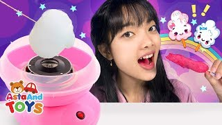 Alat Pembuat Permen Gulali COTTON CANDY MAKER Fresh Delicious CCM001AU