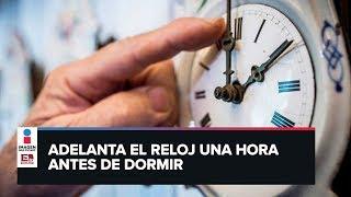 Este Domingo 5 De Abril Inicia El Horario De Verano En México