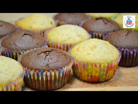 МАФФИНЫ (Кексы) на Кефире или Молоке  | Классический рецепт |  Muffins