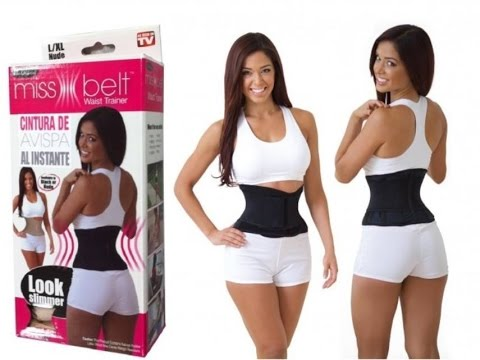 Miss Belt Waist Trainer: Unboxing And Try On ( 6 months Postpartum .