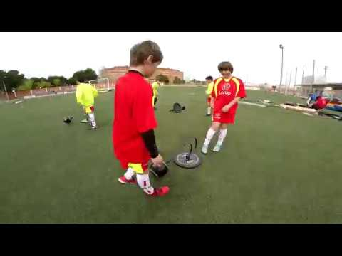 Campus Fútbol Lecop Semana Santa 2018 Zaragoza