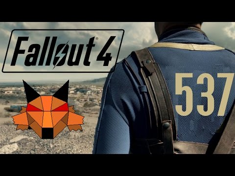 Let's Play Fallout 4 [PC/Blind/1080P/60FPS] Part 537 - Mixed Results