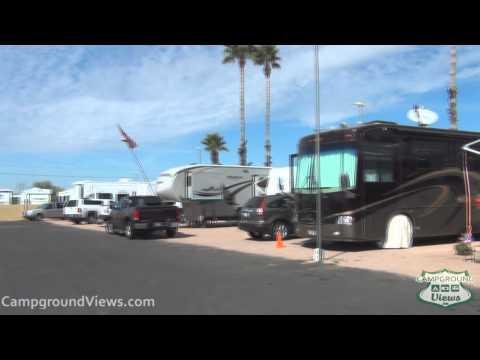 CampgroundViews.com - Pacific Mobile Manor Apache Junction Arizona (East Mesa) AZ