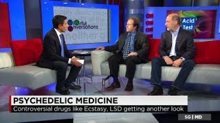Sanjay Gupta MD: Psychedelic medicine gets a closer look