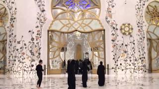 Мечеть шейха Заеда в Абу Даби (ОАЭ)(Мечеть шейха Заеда в Абу Даби (ОАЭ), 2016-01-06T23:54:25.000Z)