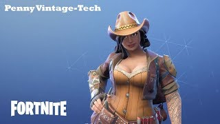 Penny Vintage-Tech / Vintage-Tech Fortnite: Saving the World #267