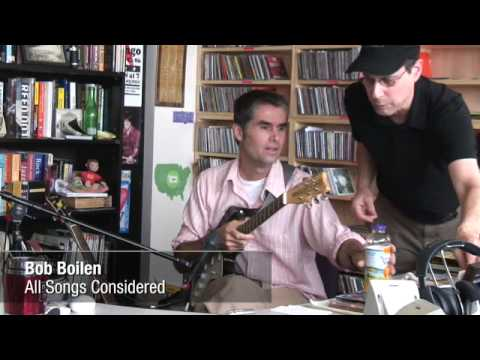Jim White: NPR Music Tiny Desk Concert