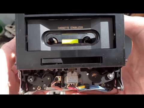 Sony TC-K750ES. Часть 1. Восстановление.