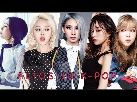 Debunking K-pop Vocal Myths #11: Alto is NOT a voice type