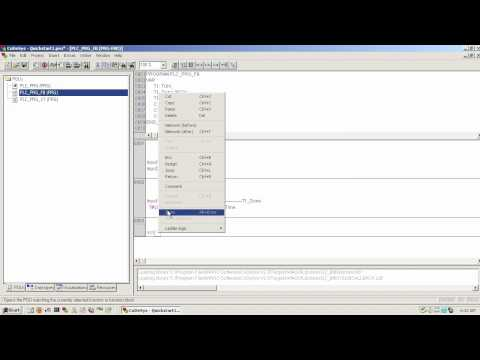 WAGO CoDeSys 23 Quick Start Guide - Function Block Diagram - YouTube