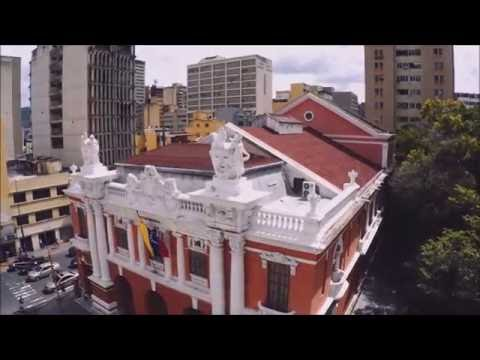 Infinity Visuals - Drones - Casco Central de Caracas