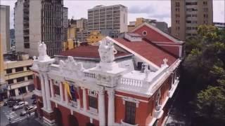 Infinity Visuals - Drones - Casco Central de Caracas, Venezuela